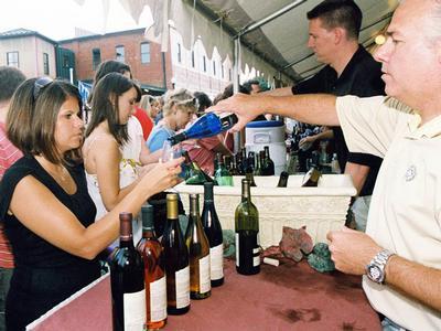 North Market Food and Ohio Wine Festival