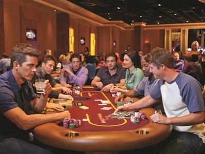 36 Table Poker Room