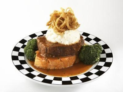 Cap City Meatloaf