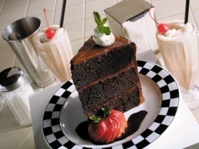 Cap City Chocolate Cake