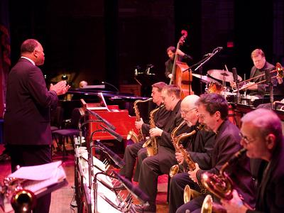 Jazz Arts Group and the Columbus Jazz Orchestra