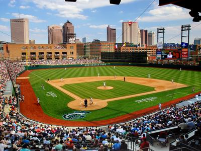 Huntington Park - Home of the Columbus Clippers